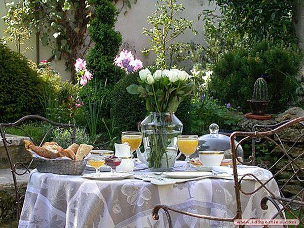 Cafe petit dejeuner page 17 for Au jardin brunch